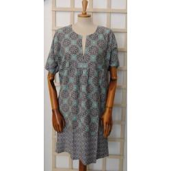 Summer Dress - Blue