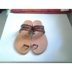 Handmade Leather Sandal 2