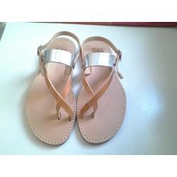 Handmade Leather Sandal 3
