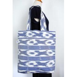 Off White double face τσάντα - Χειροποίητες τσάντες Rednerium