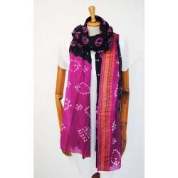 Tie & Dye Pareo Scarves